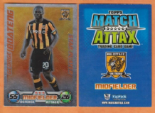 Hull City George Boateng Holland Star Player